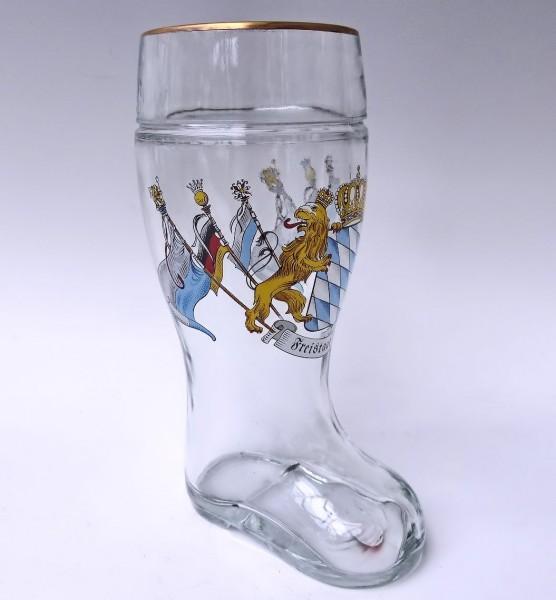 Bierglas-Stiefel 1,0L