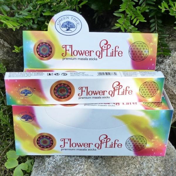 Blume des Lebens, Räucherstäbchen