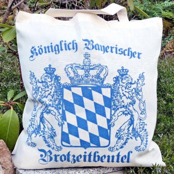 Königlich Bayerischer Brotzeitbeutel