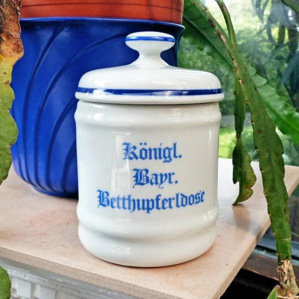 Betthupferl-Dose, Bayernfahne