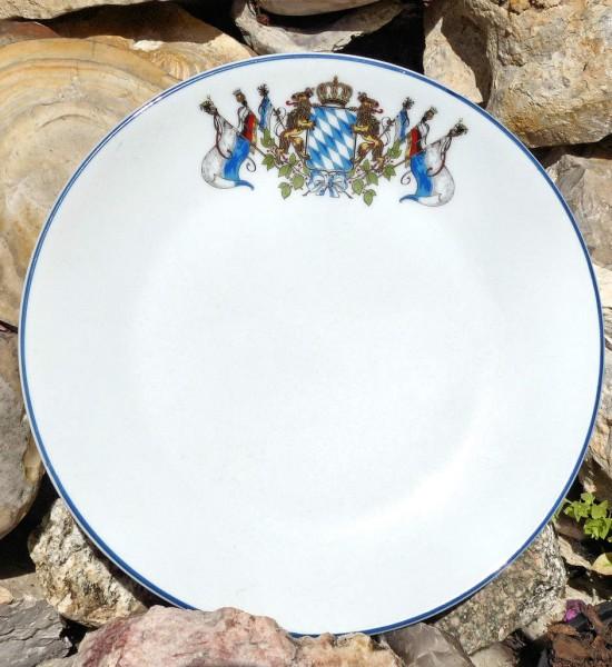 Weißwurst-Teller, 19cm