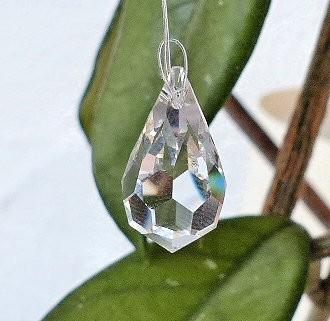 Tropfen Mini, Regenbogenkristall