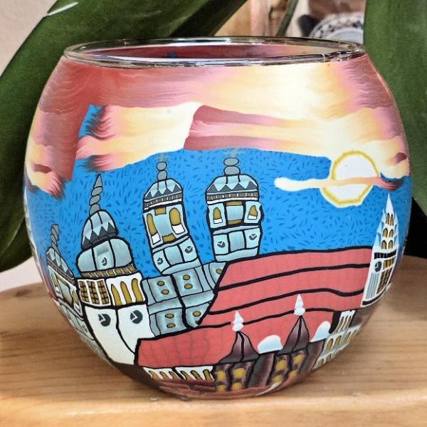 Teelichtglas München