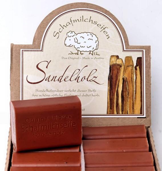 Sandelholz Schafmilchseife