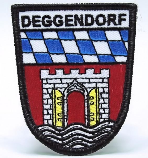 Aufnäher-Patch, Deggendorf Wappen