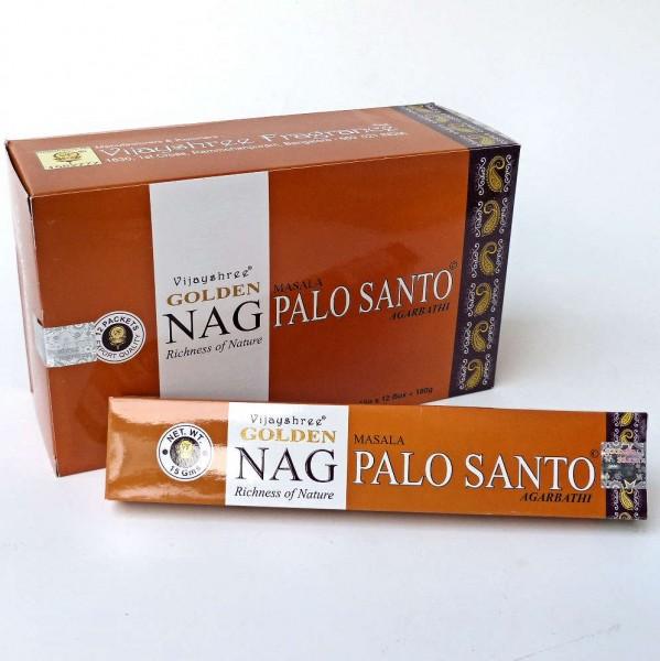 Golden Nag Palo Santo, Räucherstäbchen