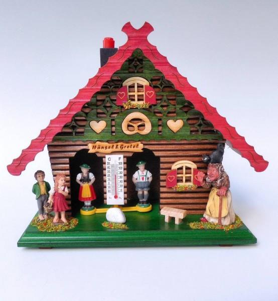 Wetterhaus, Hänsel und Gretel