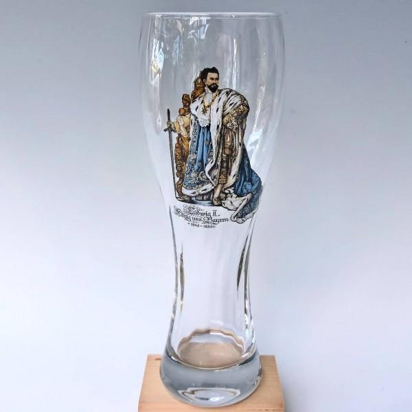Weißbierglas Ludwig 0,5L Optik
