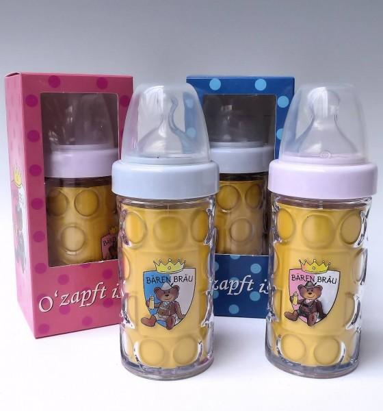 Babyflasche-Nuckelkrug, O'zapft is!