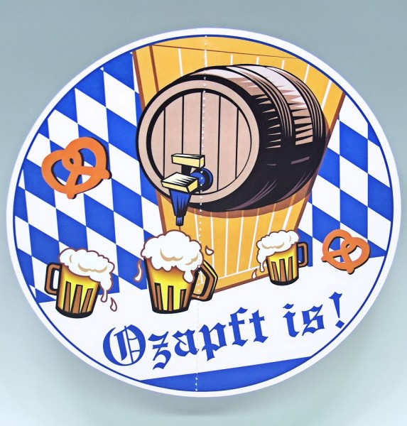 Deckenhänger, Ozapft is!