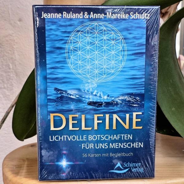 Delfine Kartenset